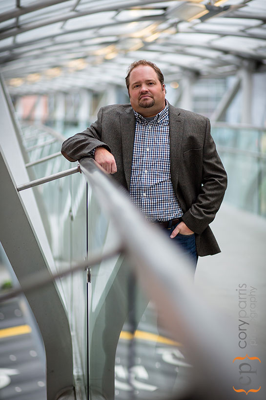 executive portrait in bellevue