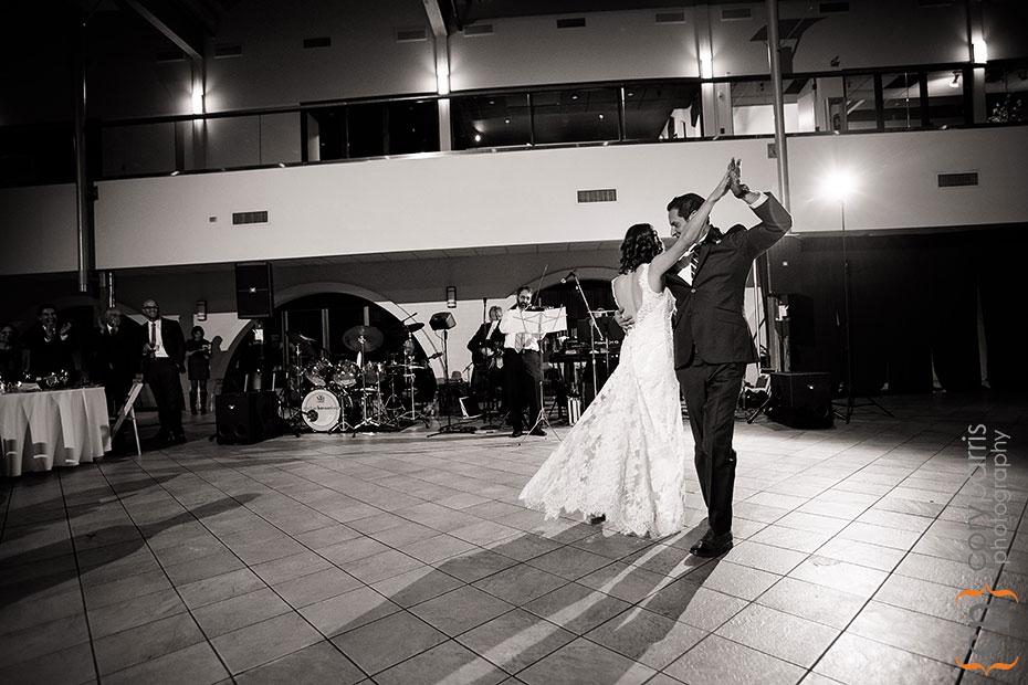 tango wedding dance