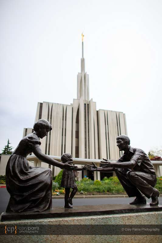 LDS Wedding Seattle