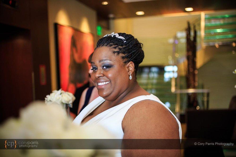 Hotel 1000 wedding