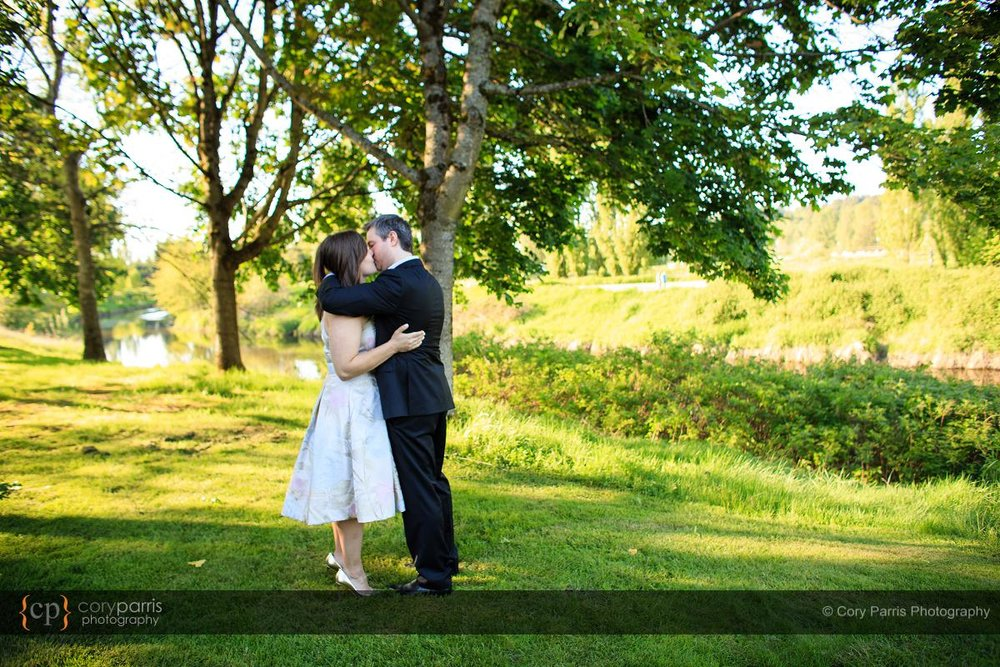 Willows Lodge wedding venue in Woodinville