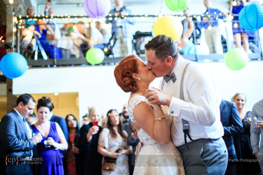 First dance at The Sole Rapair Shop