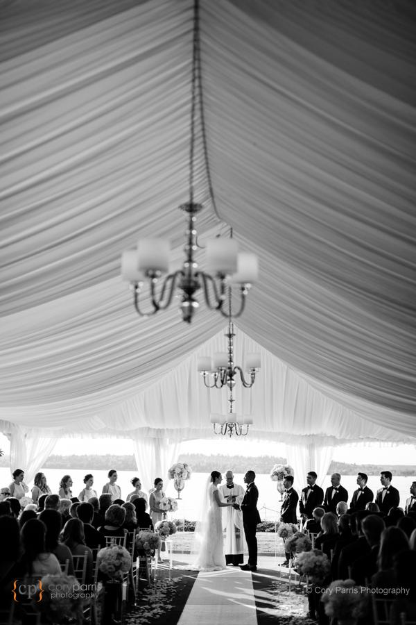 Woodmark Hotel Wedding