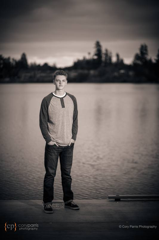 silver lake senior portraits