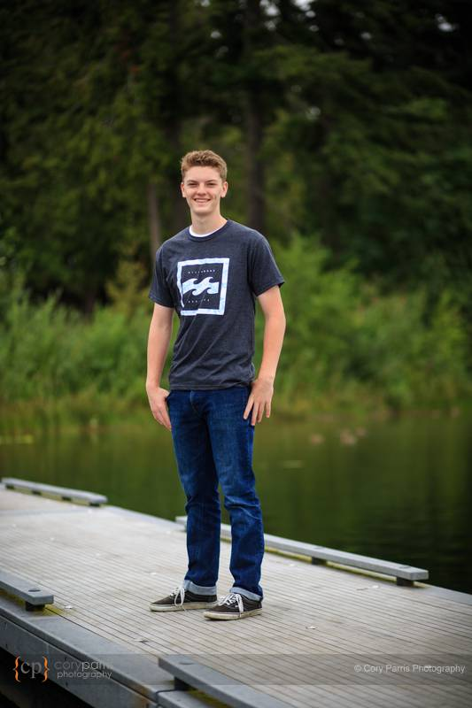 bothell senior portraits