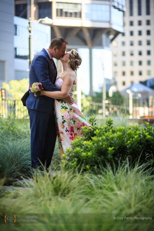 Seattle courthouse wedding