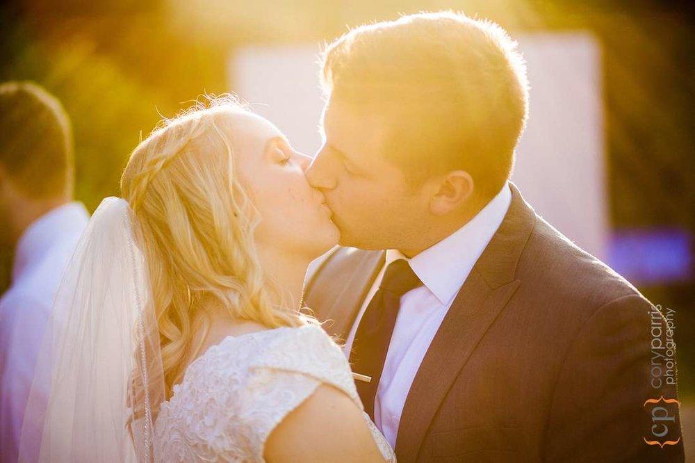 Seattle LDS Wedding