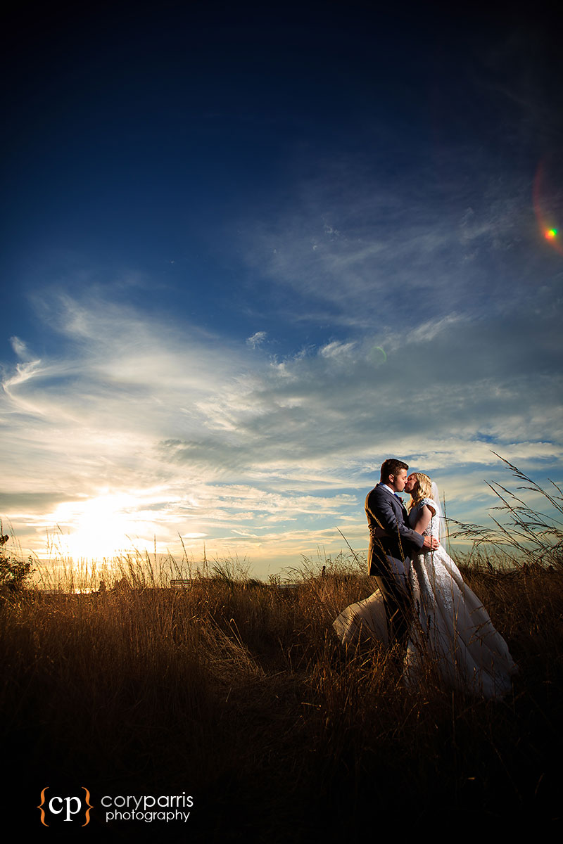 Golden Gardens wedding photography