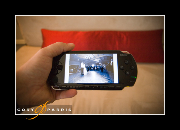 Wedding Photographs on PSP!