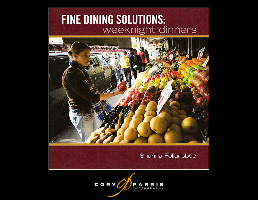Fine Dining Solutions Cookbook Cover