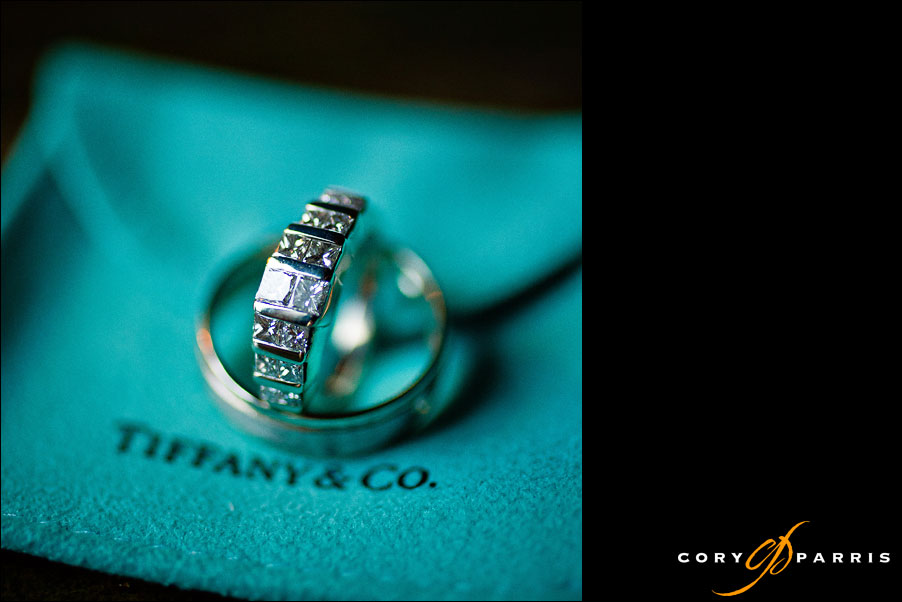 tiffany rings by seattle wedding photographer cory parris