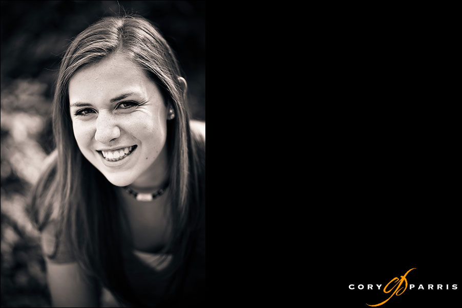senior portrait by seattle wedding and portrait photographer cory parris