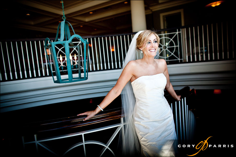 bridal portrait by seattle wedding photographer cory parris
