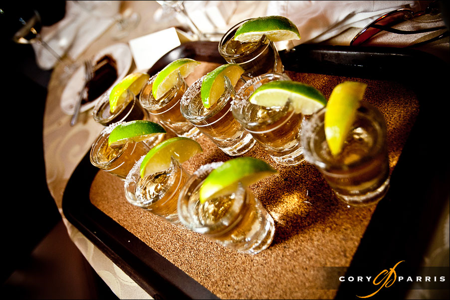 tequila shots are fun by seattle wedding photojournalist cory parris