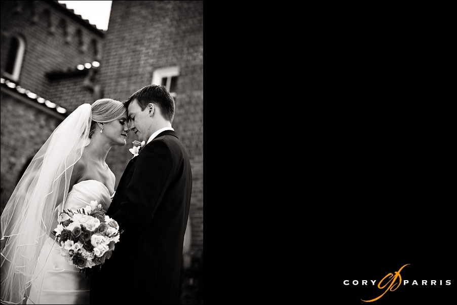 composition by seattle wedding photographer cory parris - bend knees- Mount Baker Presbyterian
