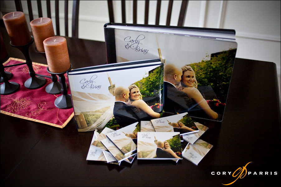 graphistudio album of Cary & Brian at magnolia united and shilshole bay beach club