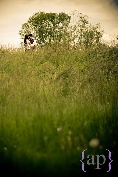 engagement portrait by seattle wedding photographer alyssa parris