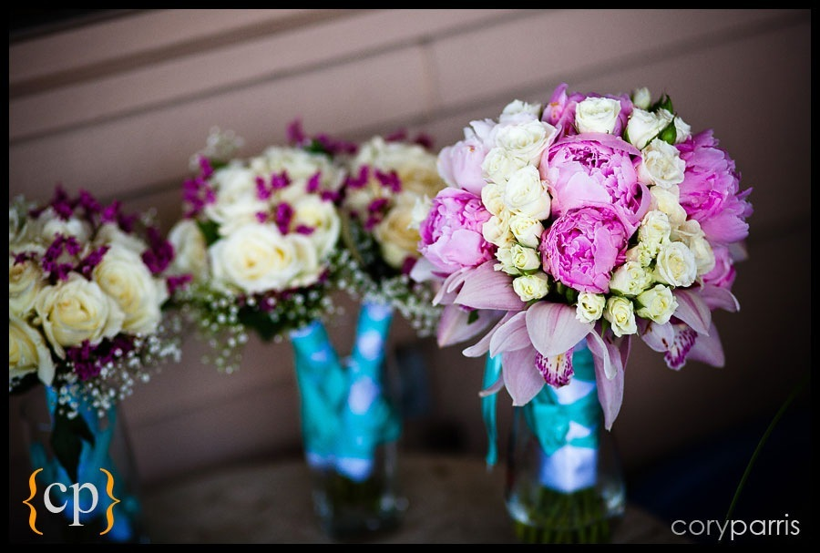 wedding flowers by seattle wedding photographer cory parris
