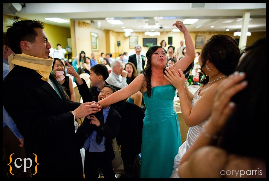 we have a winner by seattle wedding photojournalist cory parris