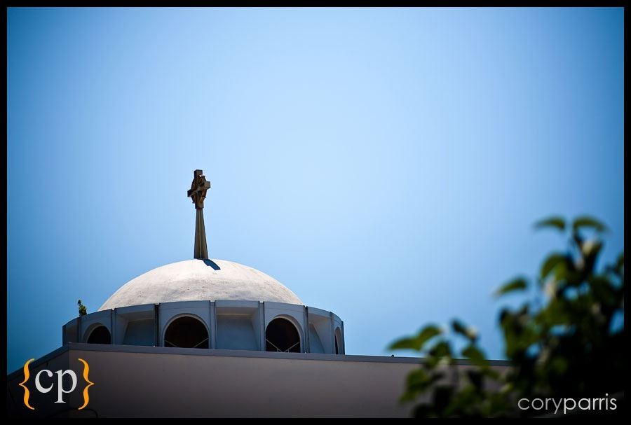wedding at greek orthodox church of the assumption by seattle wedding photographer cory parris