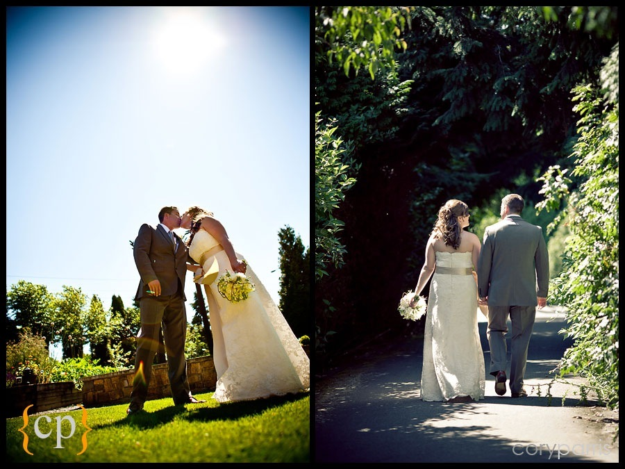 bride and groom portraits by seattle wedding photographer cory parris