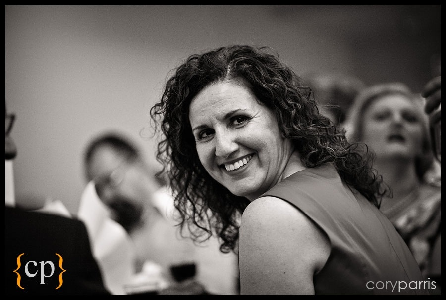 guest portrait at sait demetrios wedding in seattle