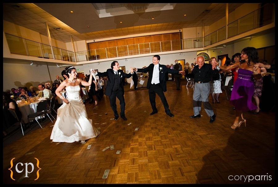 greek dancing at saint demetrios in seattle