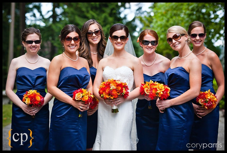 the wedding girls by seattle wedding phtoograpehr cory parris