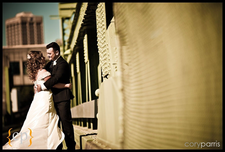 couple portrait by seattle wedding photographer cory parris