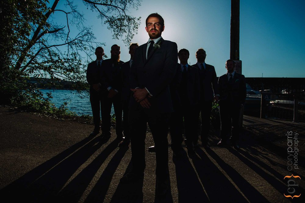 groomsmen in seattle
