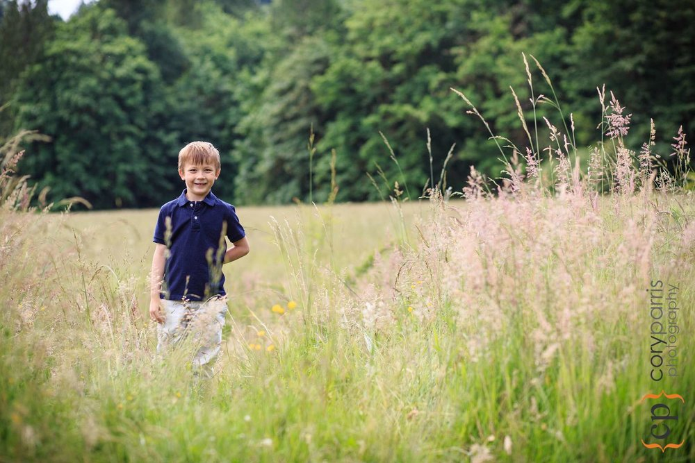 kids and child portraits in Redmond