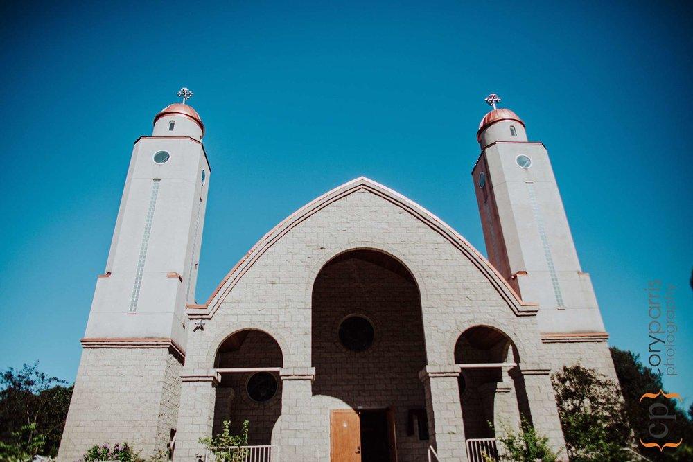 I love cool churches