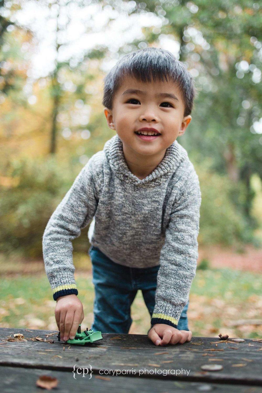 Kids portraits in Seattle