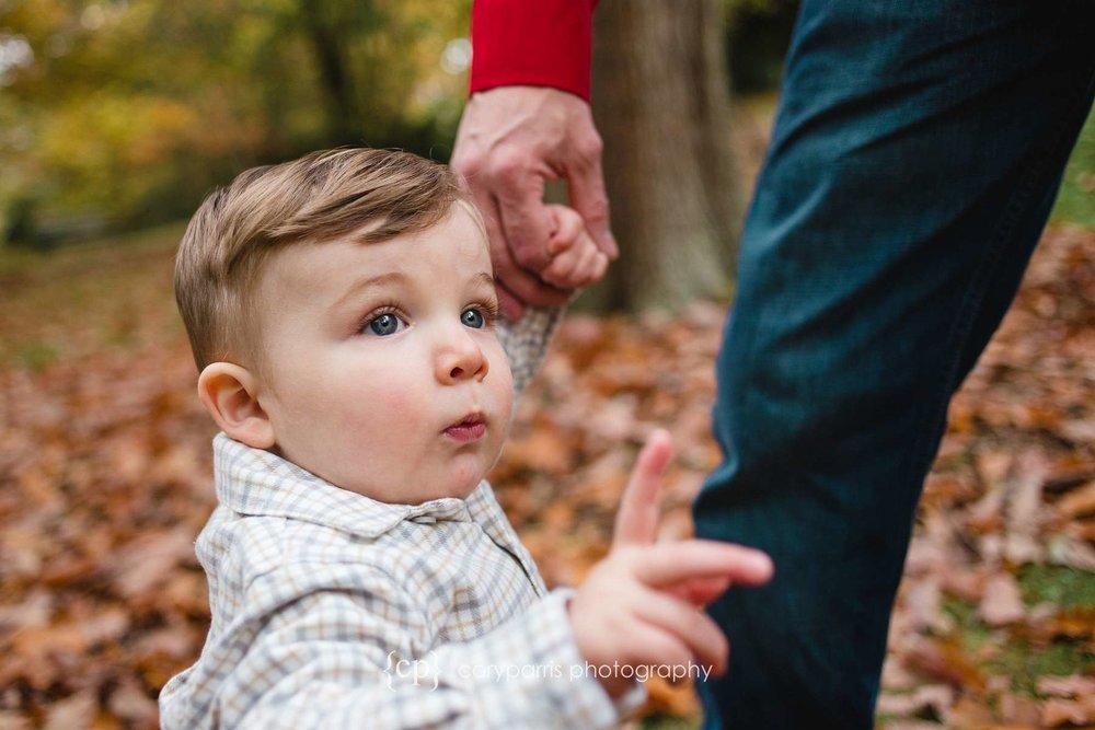 Child portrait photography of a little boy