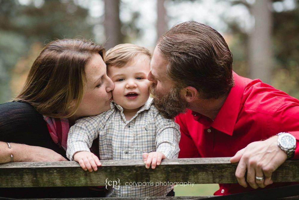 Family Portrait Photographer Seattle