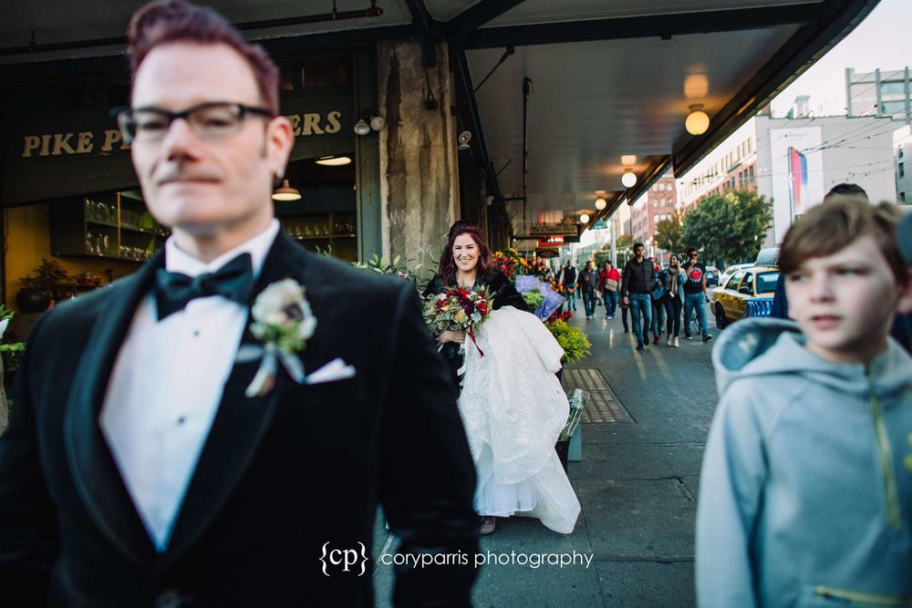 Seattle wedding photographers