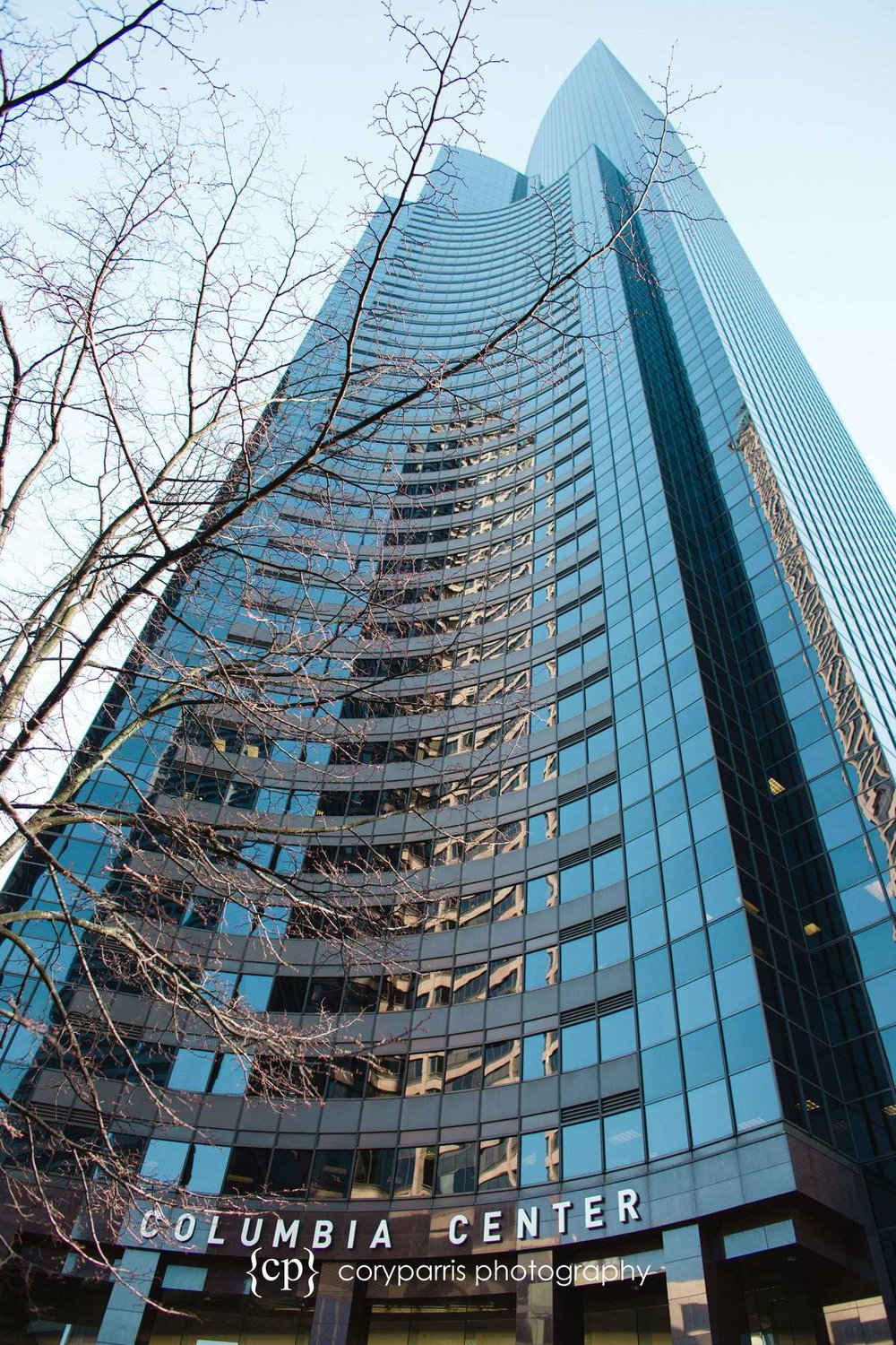 Columbia Center Tower in Seattle