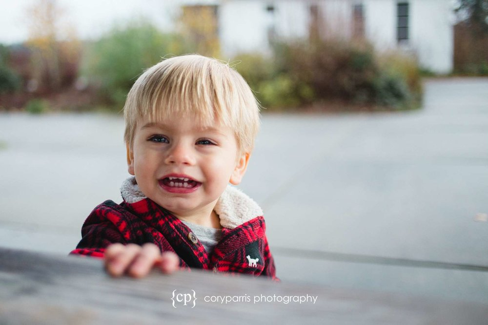 Kids portraits in Bothell
