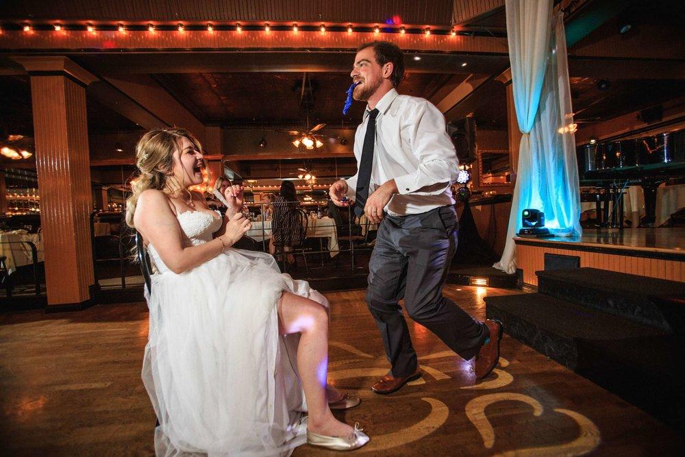 Seattle Wedding Photographers Lake Union Cafe Cory Parris Photography