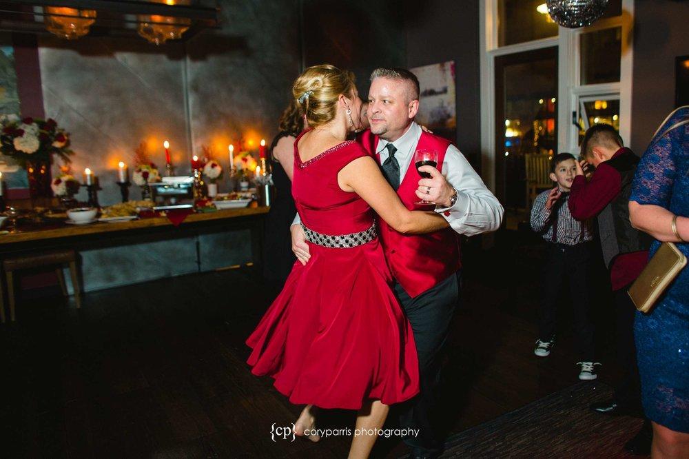 Dance for Seattle wedding
