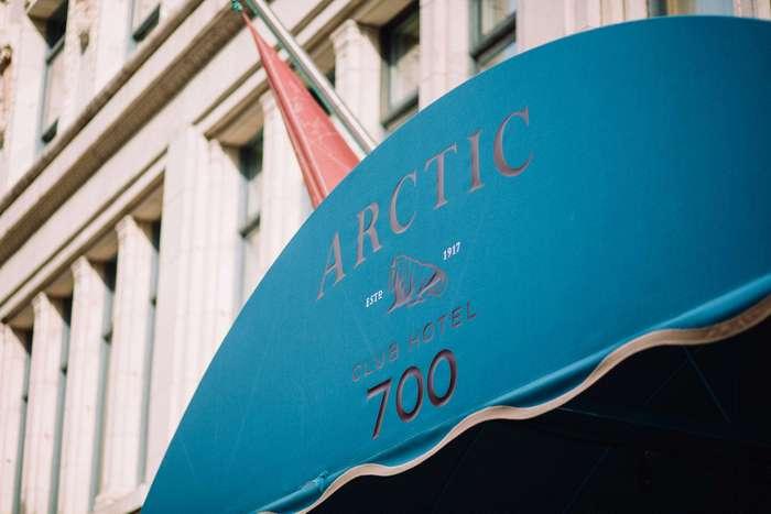 Arctic Club wedding venue in Seattle.