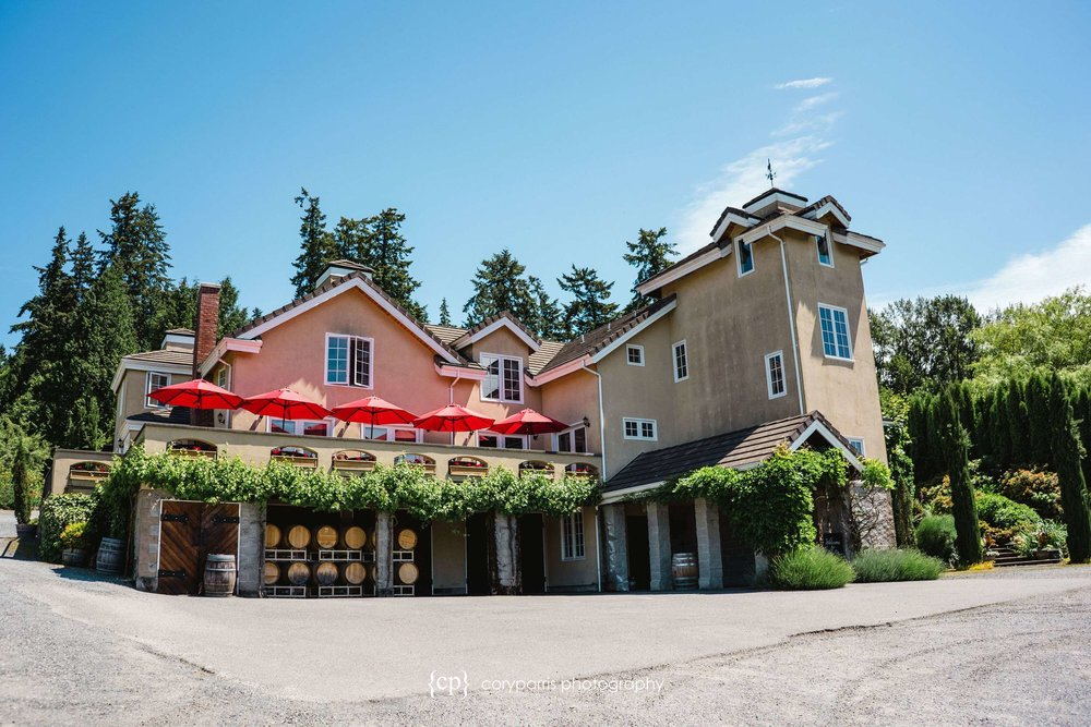 DeLille Cellars in Woodinville.