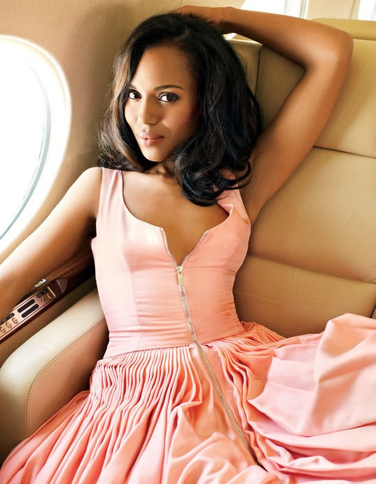 Kerry Washington - Cancer Moon