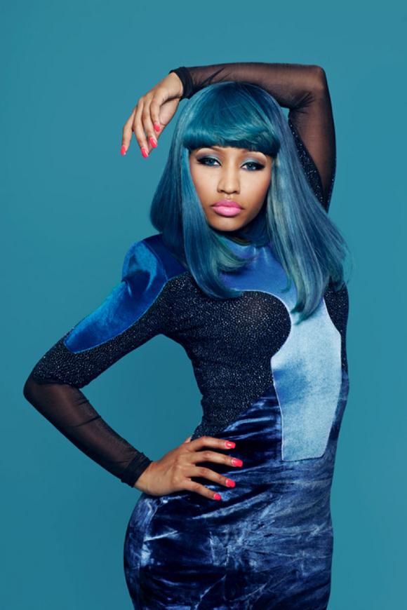 Nicki Minaj - Venus in Sagittarius