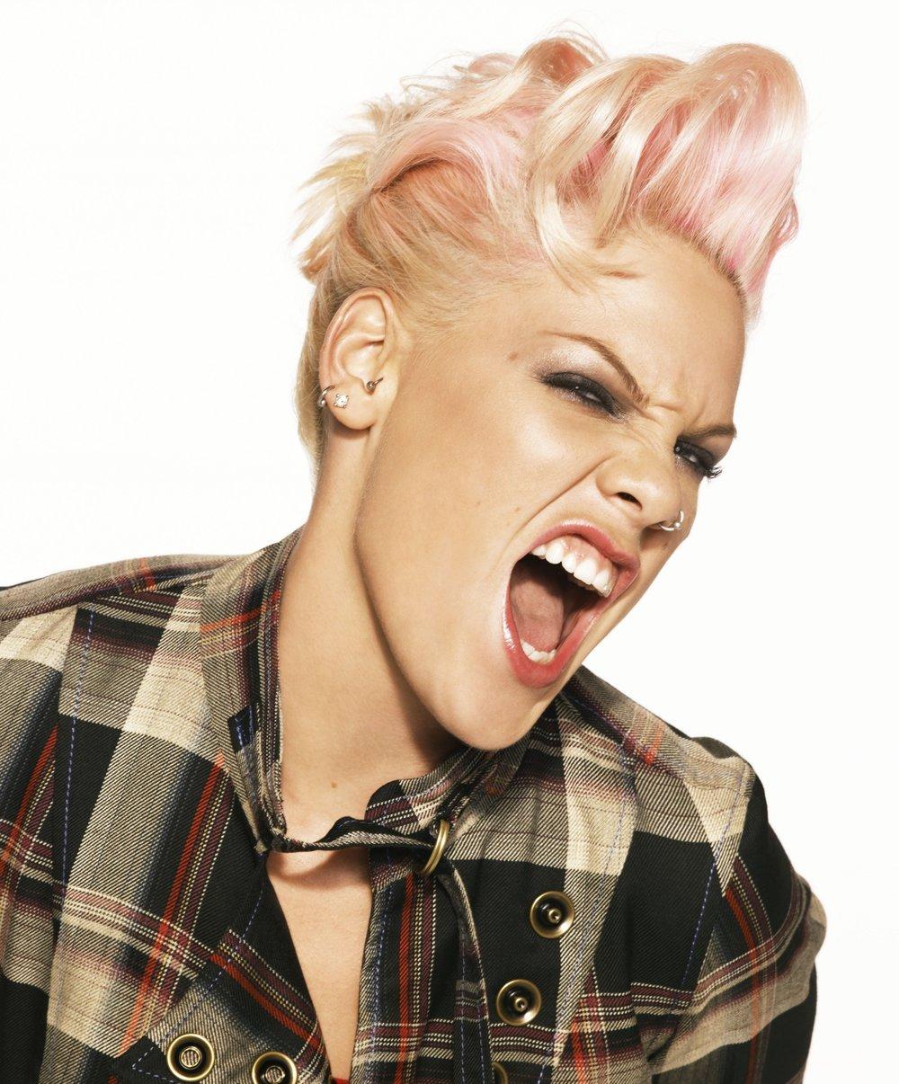 Pink - The Trailblazer