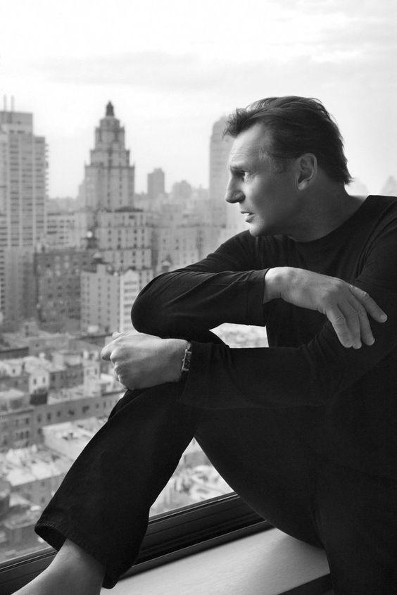 Liam Neeson - Sagittarius Moon
