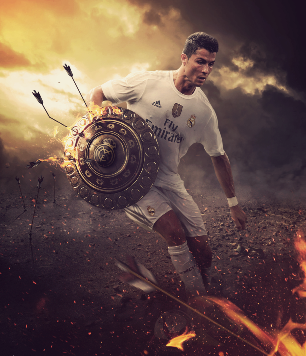 Cristiano Ronaldo - The Warrior