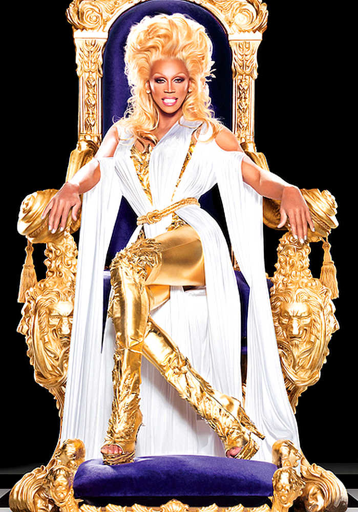 RuPaul - The Queen and King