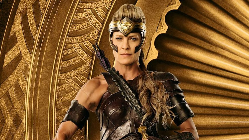 Robin Wright - The Warrior
