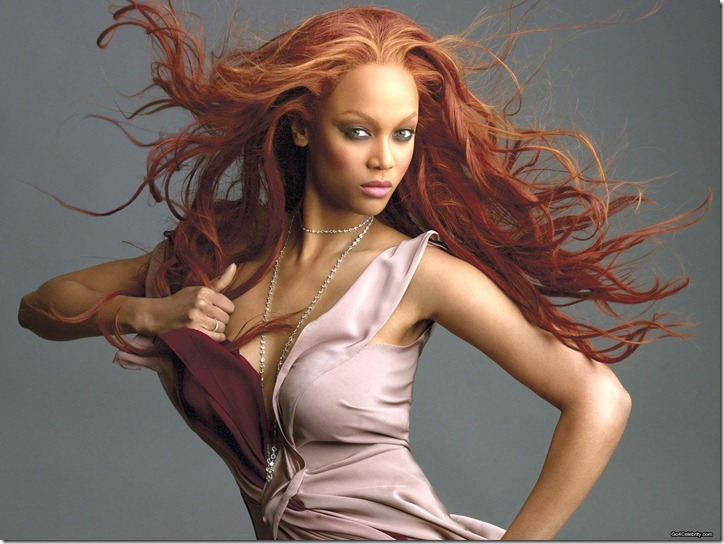 Tyra Banks - The Warrior